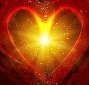 Herz Licht