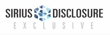 SIRIUS Disclosure