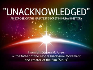 Unacknowledged - Steven Greer